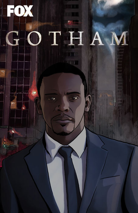 Gotham Chris Chalk